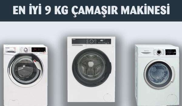 En iyi 9kg çamaşır makinesi