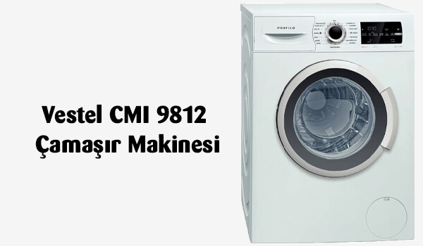 Profilo CMG100DTR Çamaşır Makinesi