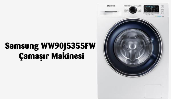 Samsung WW90J5355FW Çamaşır Makinesi