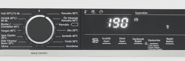 Vestel CMI 9812 Kontrol Paneli