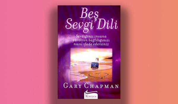 Beş Sevgi Dili Gary Chapman