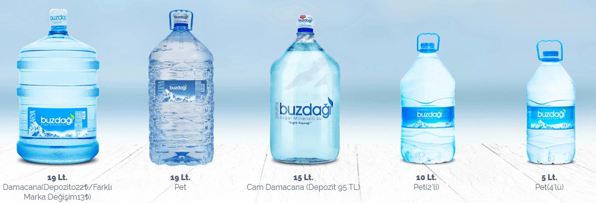 Buzdağı Su Ürünleri - En İyi Su Markaları