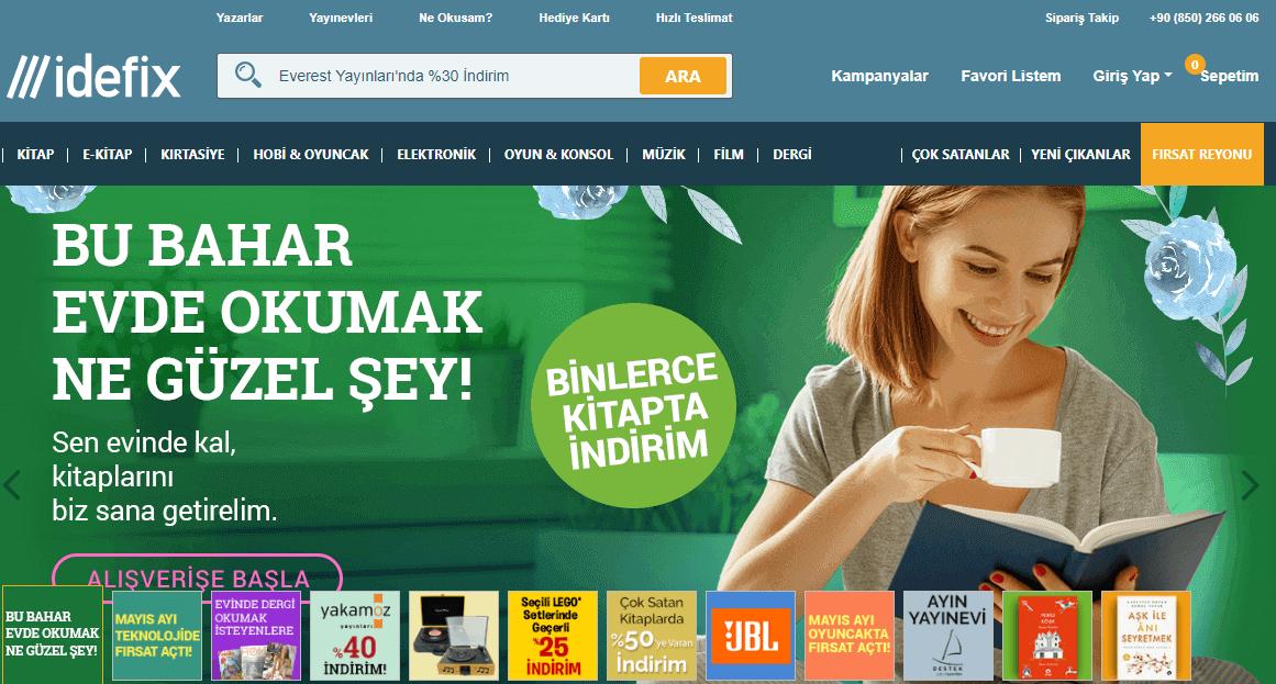 Idefix.com