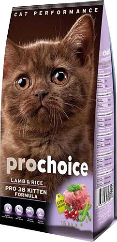 ProChoice Yavru Kedi Maması